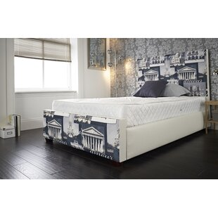 Review Resnick Upholstered Bed Frame