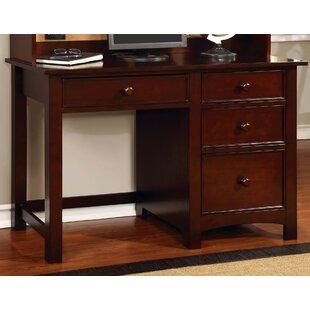 Halvorson Solid Wood Credenza desk