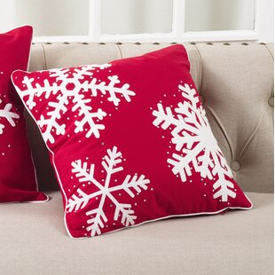 Nevar Cotton Throw Pillow