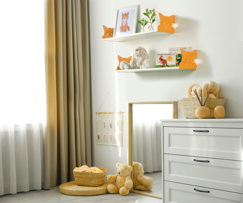 ebern designs joy 2 piece floating shelf w
