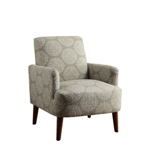 Eugenia Arm Chair by Bungalow Rose