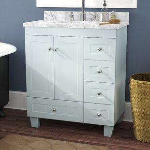 Kyndra Transitional 31 inch  Single Bathroom Vanity Set