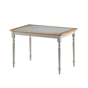 Bella Tile Top Dining Table by August Grove