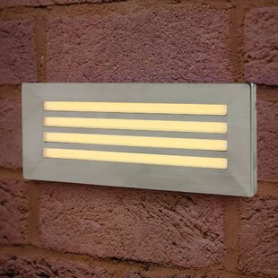 Casson LED Outdoor Sconce By Sol 72 Outdoor
