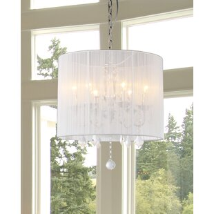 Willa Arlo Interiors Vasya 6-Light Chande..