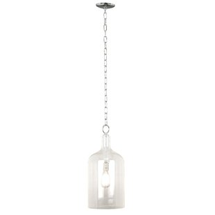 Laurel Foundry Modern Farmhouse Clematite 1-Light Geometric Pendant