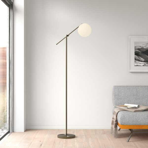 Icarus 65 Task Reading Floor Lamp Reviews Allmodern