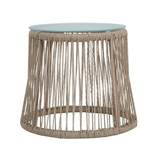 Chesson End Table by Bungalow Rose