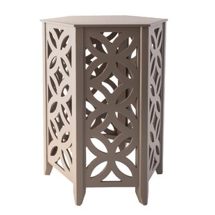 Bungalow Rose Hyannis End Table