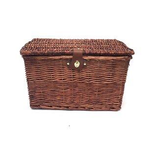 Wicker Basket By Brambly Cottage