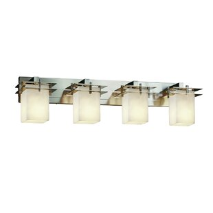 Loon Peak Rieth 4-Light Vanity Light