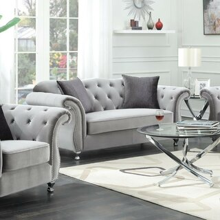 Alcala Loveseat by Darby Home Co SKU:BC590759 Shop