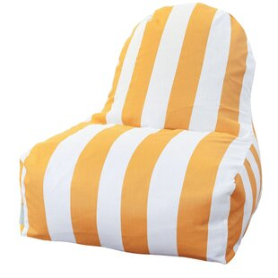 Stripes Bean Bag Lounger By Longshore Tides