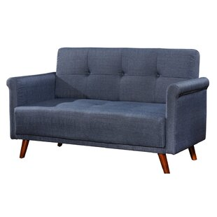 Pam Loveseat by Ebern Designs New Design