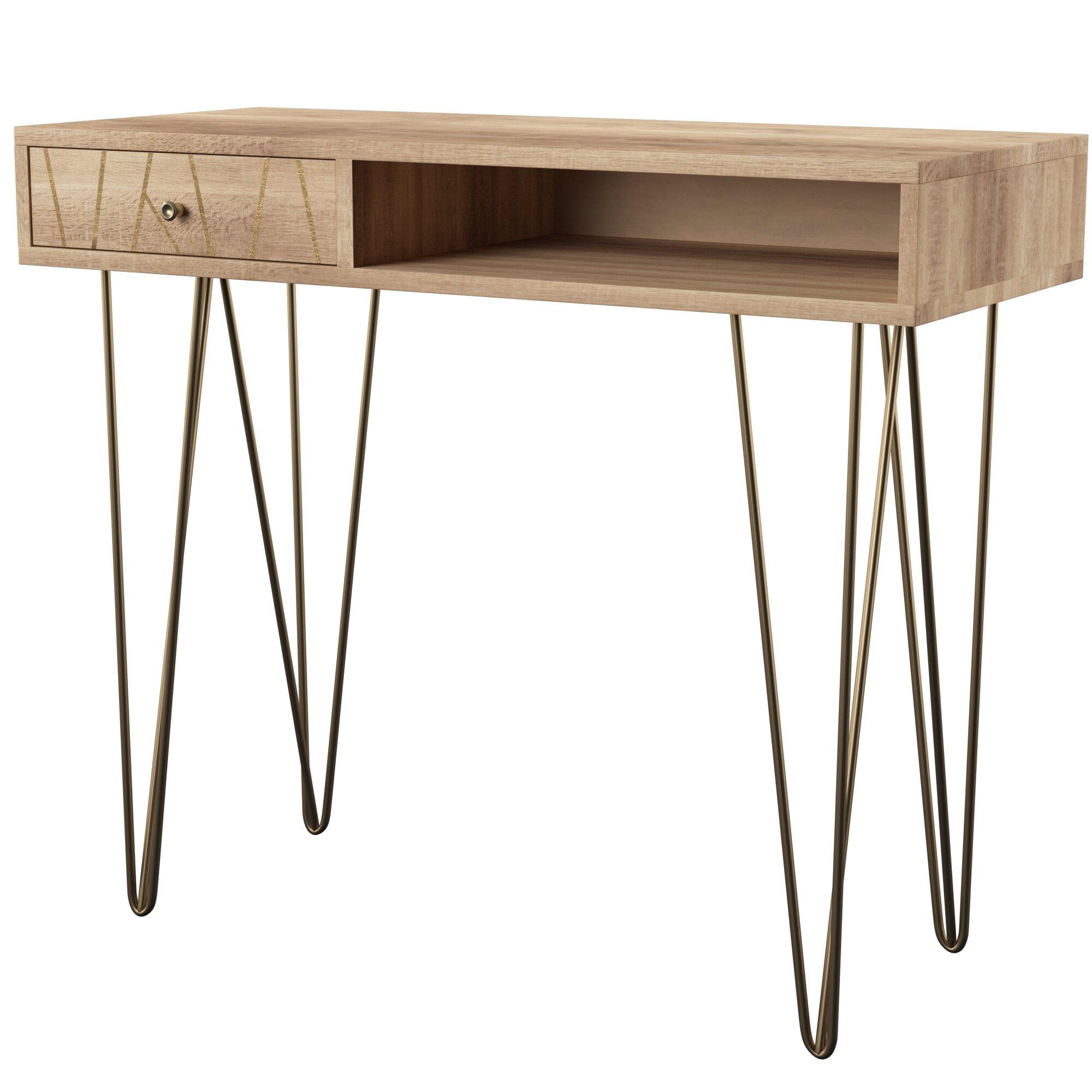 Banas Solid Wood Desk