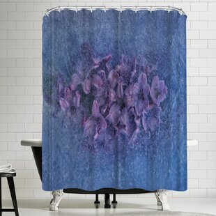 Zina Zinchik Timidity Single Shower Curtain