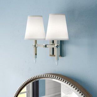 Charlton Home Omaha 2-Light Vanity Light
