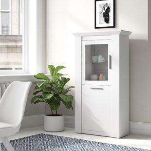 New Jersey Curio Cabinet By Hokku Designs