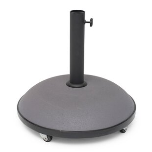 Concrete Freestanding Umbrella Base By Freeport Park