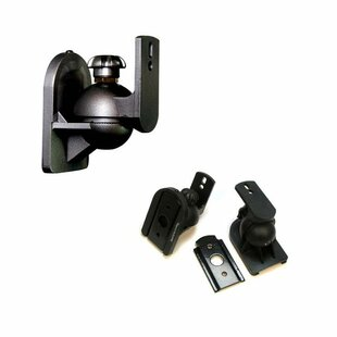 Satellite Speaker Mounting Bracket Set of 2