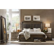 Hill Country Platform Customizable Bedroom Set by Hooker Furniture