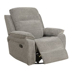 Russo Manual Glider Recliner by Charlton Home