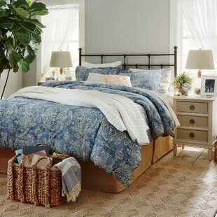 Sandrine Blue Duvet Cover Set