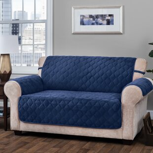 Alcott Hill T-Cushion Sofa Slipcover