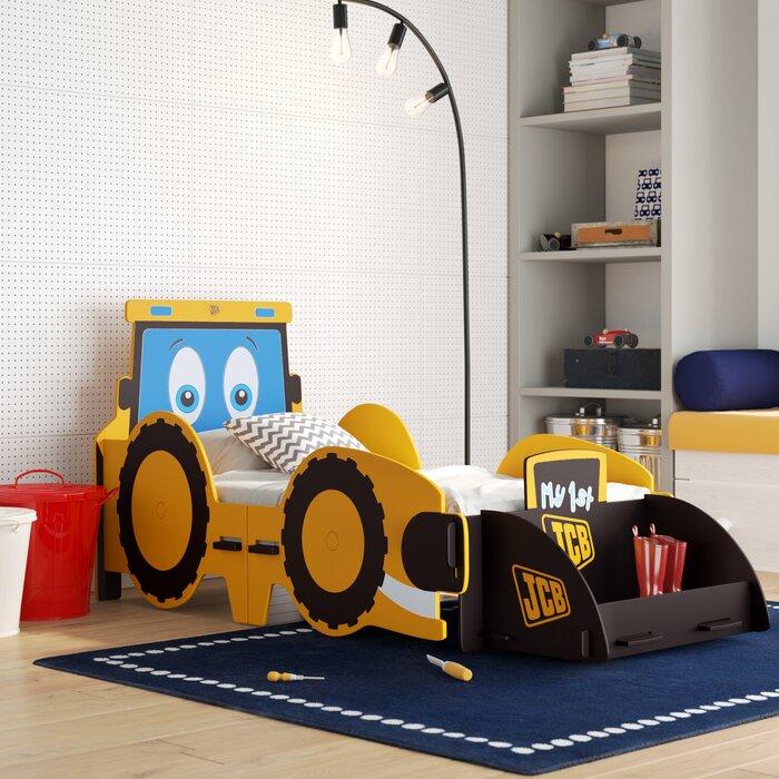 new concept 731ce 49fba JCB Kids Bed