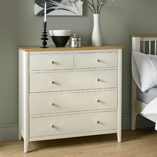 Swans Island 5 Drawer Chest By Breakwater Bay