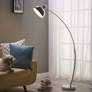 Heidrick 160cm Arched Floor Lamp