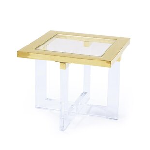 Vicenza End Table by Pasargad