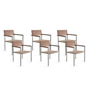 Stanek Stacking Garden Chair (Set Of 6) By Sol 72 Outdoor