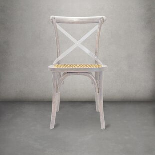 Cristopher Solid Wood Dining Chair By Gracie Oaks