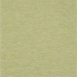 Failand Green Indoor/Outdoor Area Rug