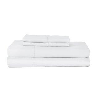 Reviews Hotel Concepts 320 Thread Count Egyptian Quality Cotton Sheet Set ByTextile Decor