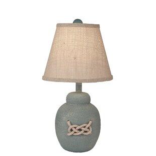 Elks Bean Pot 18 Table Lamp