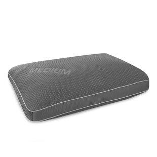 Shredded Medium Memory Foam and Fiber Pillow