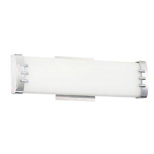 Latitude Run Aquilar 1-Light LED Bath Bar