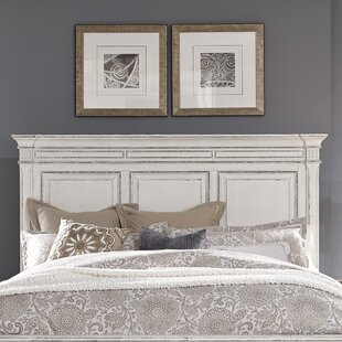 Reviews Ginyard Panel Headboard by Ophelia & Co.