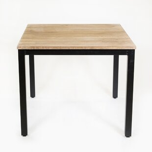 Standard Square Vintage Dining Table REZ Furniture