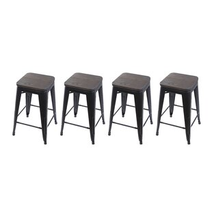 Calanthe 24 Bar Stool (Set of 4) by Willi..