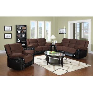 Warner Configurable Living Room Set by Flair
