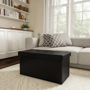 Charland Tufted Storage Ottoman