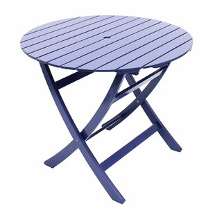 English Garden Folding Bistro Table