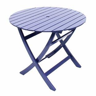 English Garden Folding Bistro Table