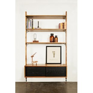 Find for Lowes Library Bookcase by Brayden Studio