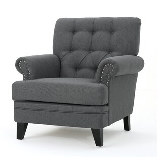 Elliott Bay Armchair by Alcott Hill