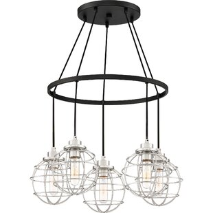 Cleland 5-Light Novelty Chandelier by Williston Forge