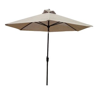 Red Barrel Studio Doucette 9' Market Umbrella